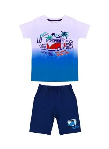 By Leyal For Kids 2 li Takım Mavi